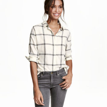 H&M Flannel Shirt $24.99