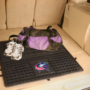 NHL - Columbus Blue Jackets Heavy Duty Vinyl Cargo Mat