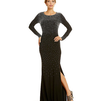 7b941d11 Xscape Beaded Gown | Dillards from Dillard's