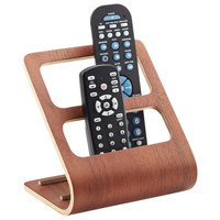 Bentwood Remote Control Rack