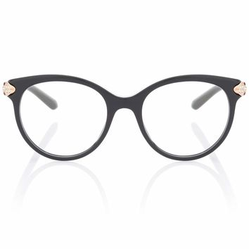 Serpenti round glasses