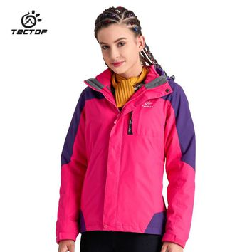 Waterproof Jacket Women Polar Hunting Suit Rain Jacket Women Windstopper Heated Rain Protection Thermal Sport Outdoor Clothing