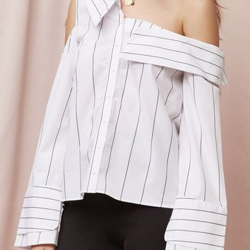FINDERS KEEPERS | Alps Shirt - Ivory