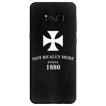 not really here tumblr gift present 1880 Samsung Galaxy S8