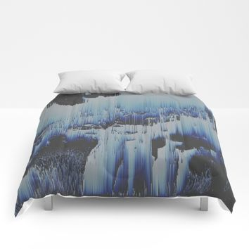 On Ice Comforters by DuckyB