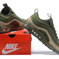 NIKE AIR MAX 97 UL '17 SE green size 40-46