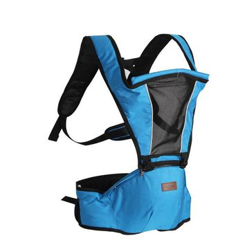 Toddler Backpack class Portable Ergonomic Baby Carrier Breathable Infant Backpack Carrier For Baby Care Toddler Sling Kangaroo Suspenders For Newborn AT_50_3