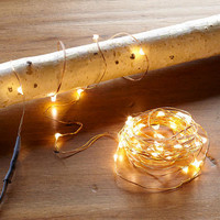 Copper Led Twinkle Lights