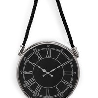 Dillon Rope Wall Clock | Clocks | Home Accents | Decor | Z Gallerie