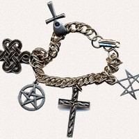 Supernatural Hunter's Bracelet (Mary Winchester Bracelet)