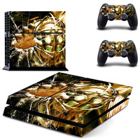Bioshock decal for PS4 console skin sticker