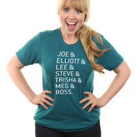 & SourceFed Host Shirt/Female Tank Top - ForHumanPeoples