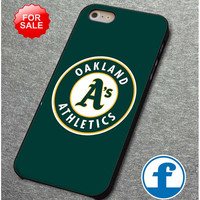Oakland Athletics for iphone, ipod, samsung galaxy, HTC and Nexus Case
