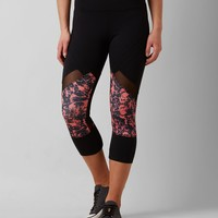 Miss Me Printed Active Tights