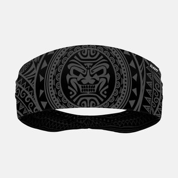 Oceanic Warrior Gray Headband