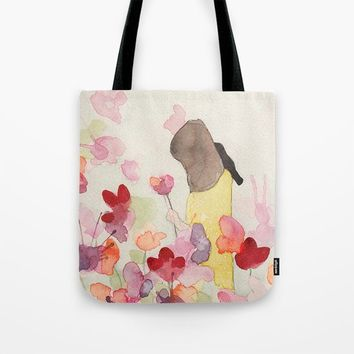 Merula Tote Bag by Dream Of Forest