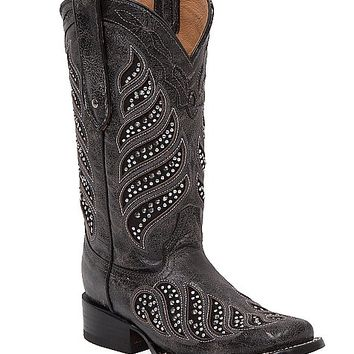 Corral La Joya Square Toe Cowboy Boot