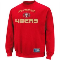 San Francisco 49ers Classic Heavyweight IV Pullover Sweatshirt - Scarlet