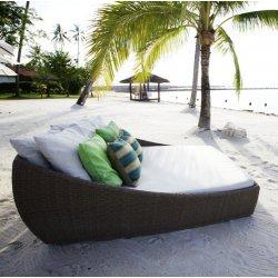 Niki Day Bed Without Canopy From Oriental Living Net For