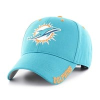 Miami Dolphins Classic Visor Adjustable Hat