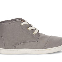 Grey Canvas Youth Paseo Mids US