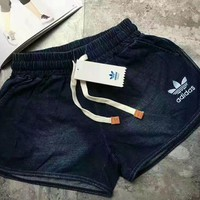 Adidas Woman Leisure A pair of jeans Shorts