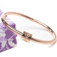 VONEY6G Cartier Woman Fashion LOVE Plated Bracelet For Best Gift-3