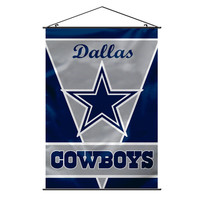 "Dallas Cowboys Premium 28x40"" Wall Banner"