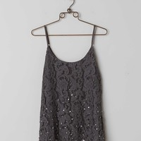 BKE Boutique Rhinestone Tank Top