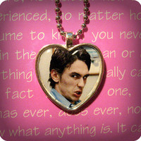 Daniel Desario (Freaks and Geeks) James Franco Necklace Pendant