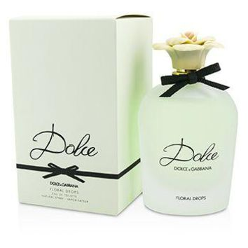 Dolce & Gabbana Dolce Floral Drops Eau De Toilette Spray Ladies Fragrance