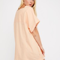 Free People Throw it on Tunic