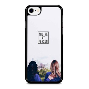 Twisted Sisters iPhone 8 Case