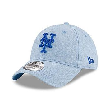 New Era New York Mets 2018 Father's Day 9TWENTY Adjustable Hat – Light Blue