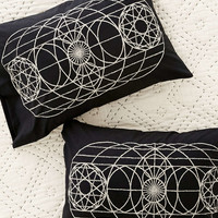 Magical Thinking Geome Pillowcase Set - Urban Outfitters