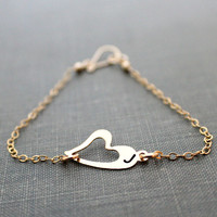 Heart On My Sleeve - Bracelet