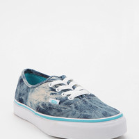 Vans Authentic Acid Wash Denim Sneaker
