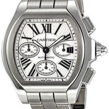 VLX9RV Cartier Roadster Mens Chronograph Automatic Watch W6206019