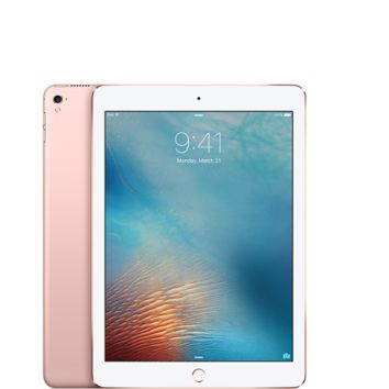 9.7-inch iPad Pro Wi-Fi 32GB - Rose Gold