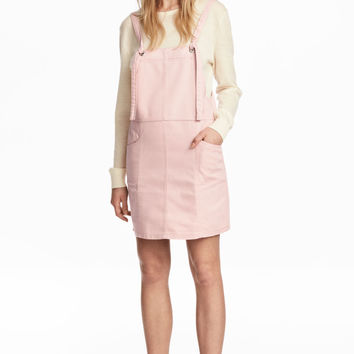 H&M Bib Overall Dress $29.99