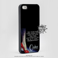 Cinders Shoes Iphone 6/6 Plus Case