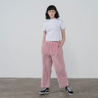 Aymmy in the Batty Girls Slipping Velour Easy Pants - Pink - Clothing - New In - Womens