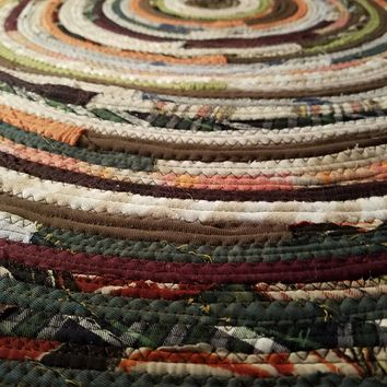Earth Tones, Nature Colors Mats, Rugs and More