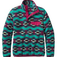 Patagonia Women's Synchilla Snap-1 Fleece Pullover   DICK'S Sporting Goods