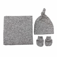 Sam Sweater Essential Newborn Bundle (Hat)