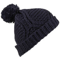 Cable Pom Pom Hat - New In This Week  - New In