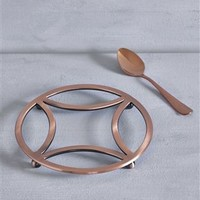Buy Copper Effect Trivet from the Next UK online shop