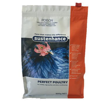 Sustenhance Perfect Poultry 900g