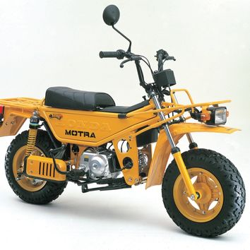 HONDA CT50 Motra Custom Parts and Customer Reviews