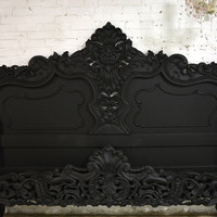 Painted Cottage Shabby Chic French Bed Queen / King ROC01